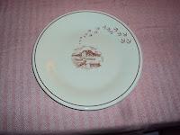piatto mulino bianco anni 90