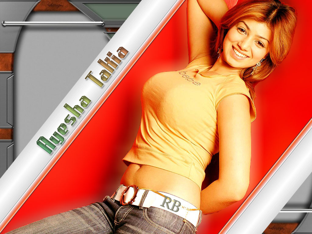 Wallpapers Gallery Special Jeans Tops Ayesha Takia