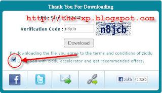 Cara Mempercepat Download di Ziddu