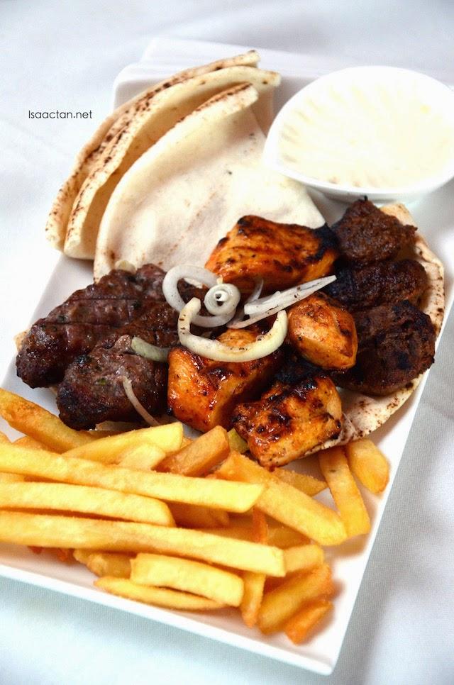 Marhaba Mixed Grill - RM45
