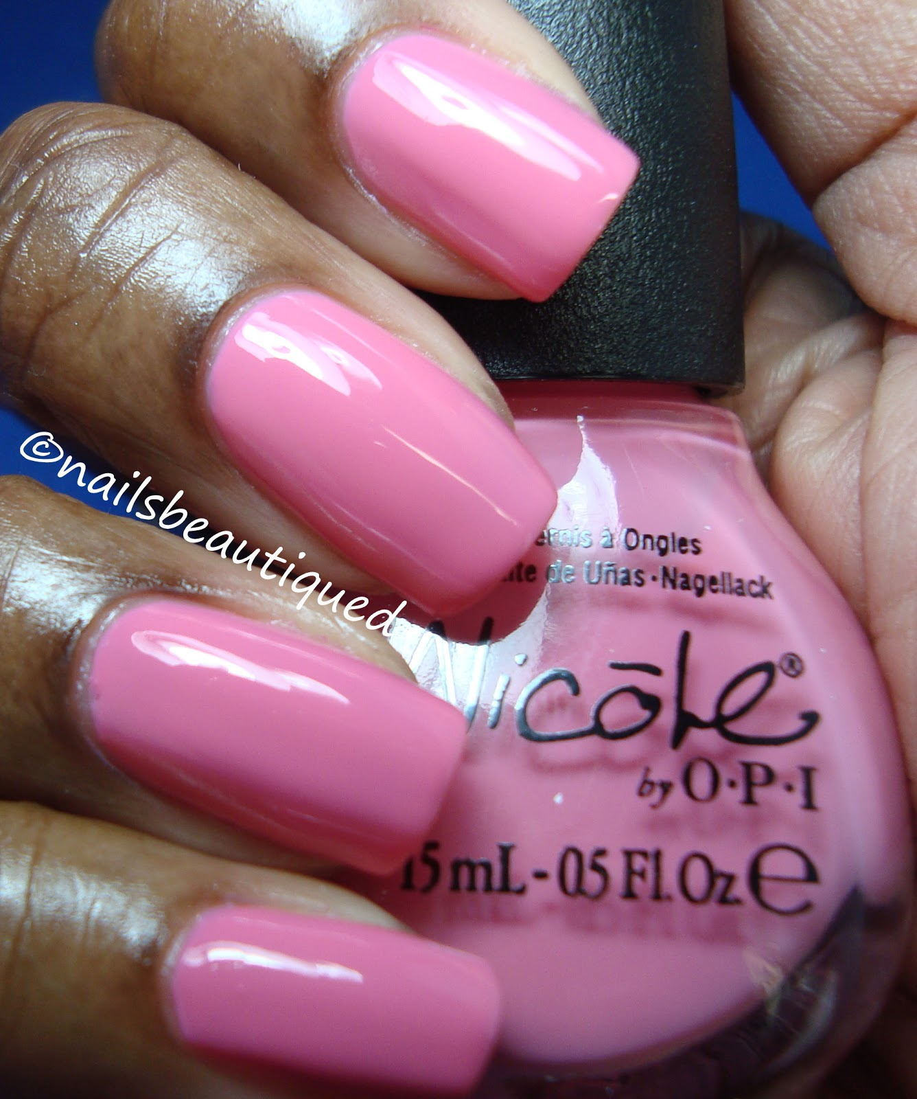 unbitten polish: Nicole By OPI Exclusively At CVS, Swatches and Review