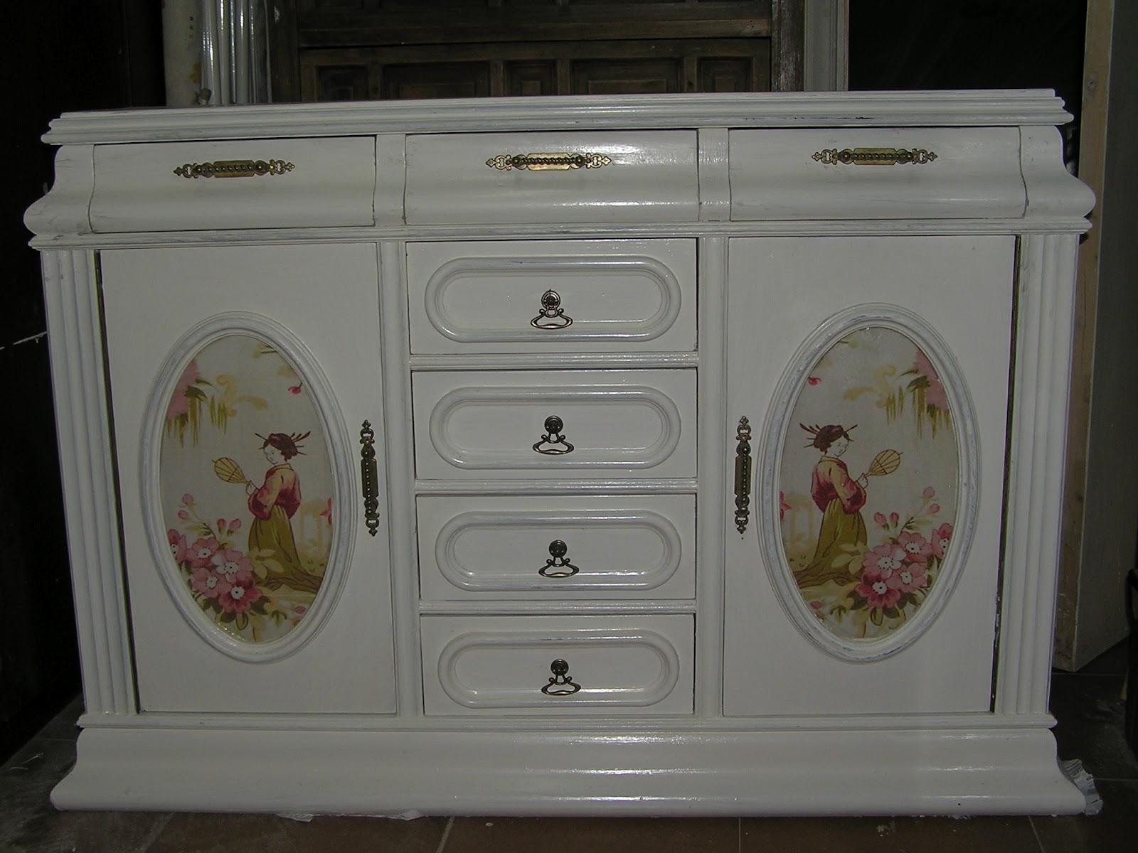 De nuevo nuevo junio 2012 for Pintar un mueble de blanco sin lijar