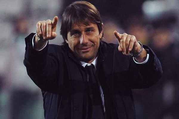 Conte Tolak Pinangan Latih Real Madrid