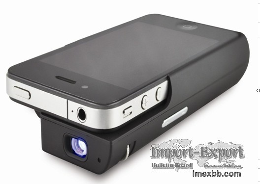 Soulja boy iphone projector tech talk for Iphone projector