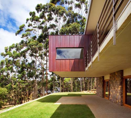 architecture Yallingup Residence terrace 3