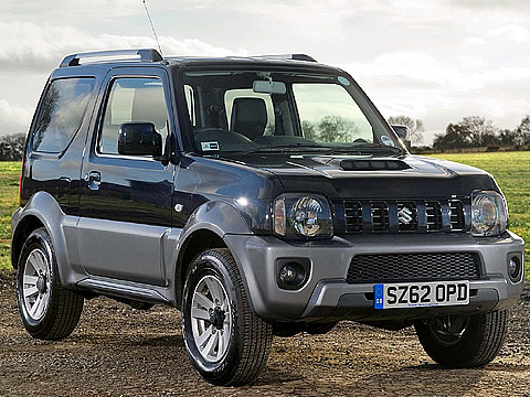 2013 Suzuki Jimny japanese car photos 1