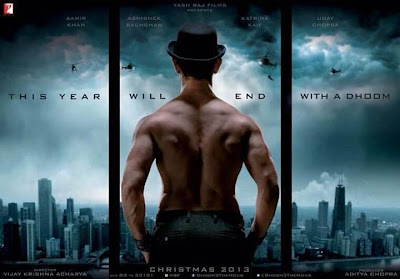 Exclusive First LOOK motion Poster of ‎Dhoom3‬ is out !! ft. Aamir Khan