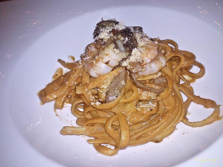 Gamberetto Pasta