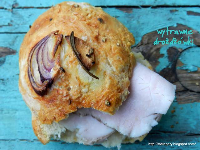 Wytrawne drożdżówki  - październikowa piekarnia