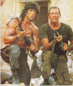 Richard Crenna Rambo 3