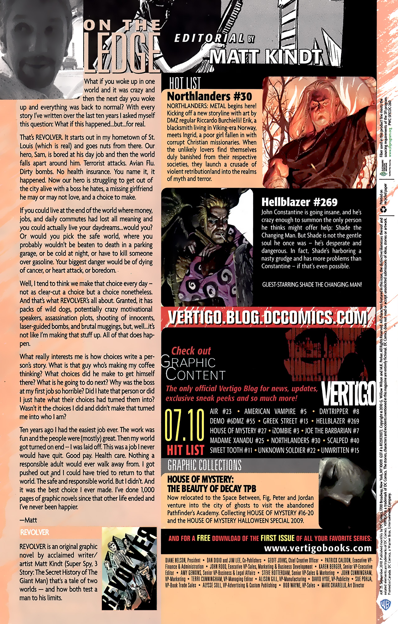 Read online Air comic -  Issue #23 - 24