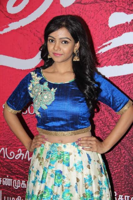 Nithya Shetty Stills At Kadhal Kaalam Audio Launch