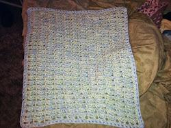 Baby Afghan I crochet