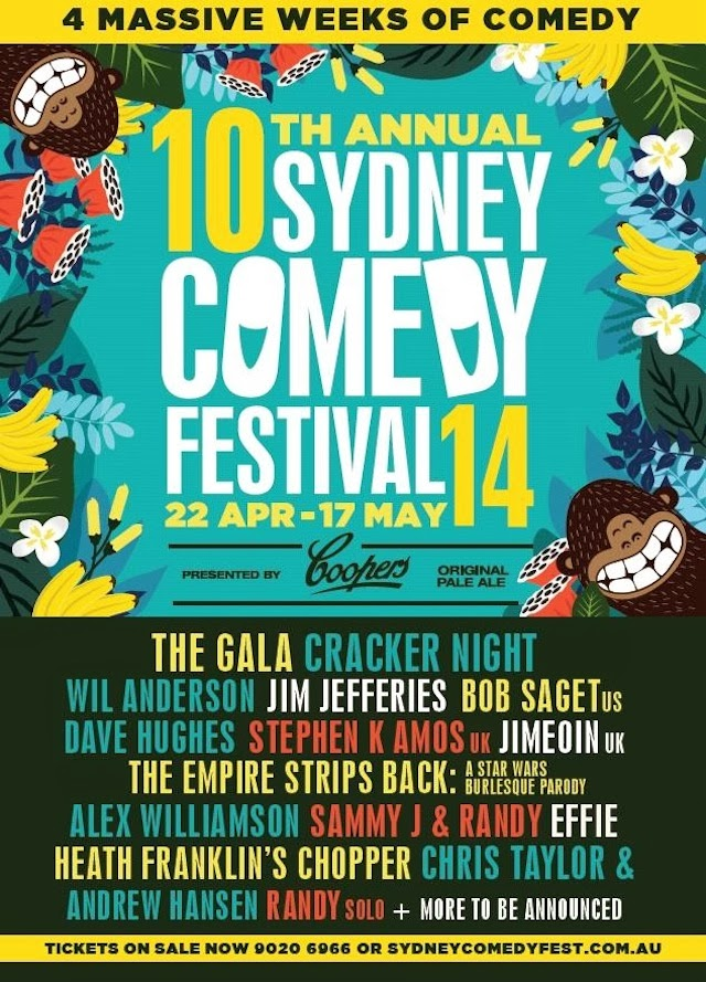 sydney international comedy festival 2014 - photo#10