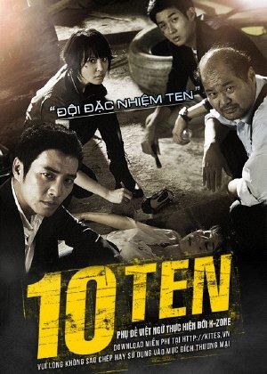 Đội Đặc Nhiệm TEN Vietsub - TEN (2011) VIETSUB - (09/09)