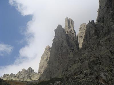 Torreón de los Galayos y Punta María Luisa.
