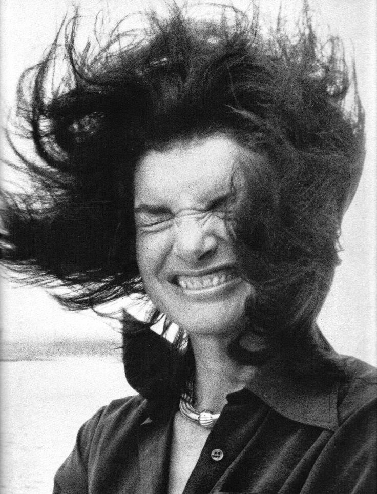 Beautiful Portraits of Jackie Kennedy Onassis in the 1970s ...