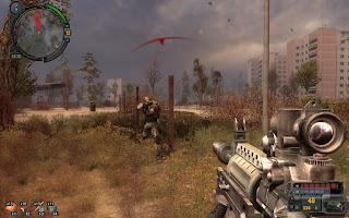 GAME STALKER' Call Of Pripyat (PC GAMEZ) Full Version
