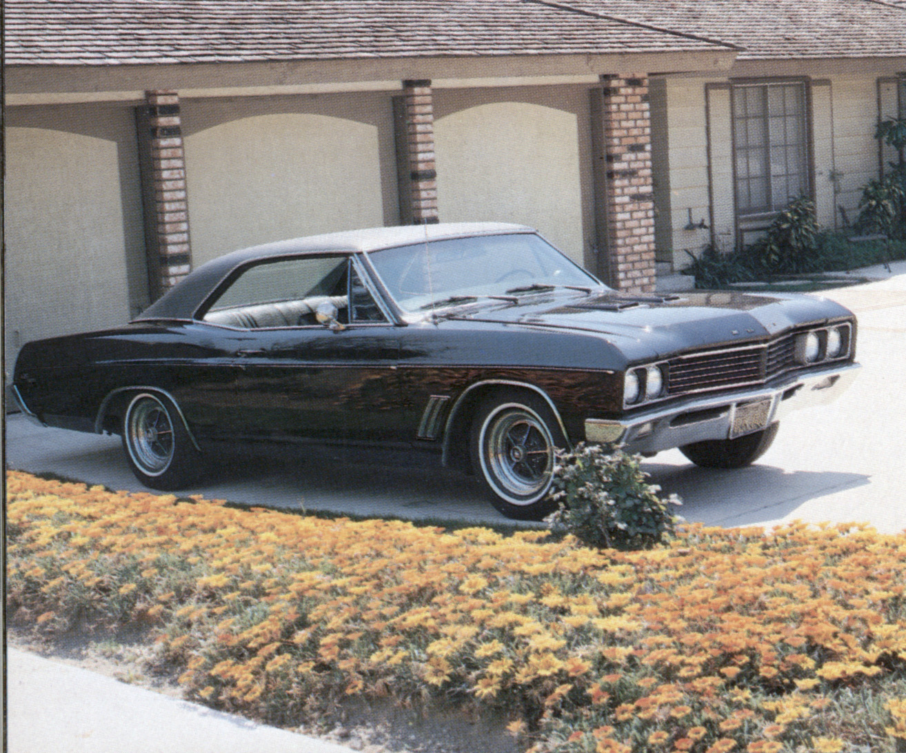 1966 1967 buick skylark gs