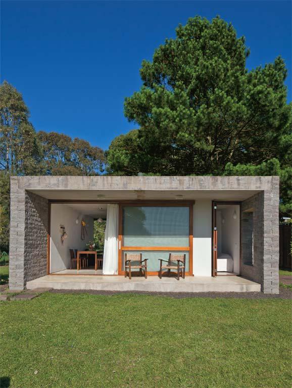 Projetos de casas modernas e baratas for Modelos casas modernas para construir