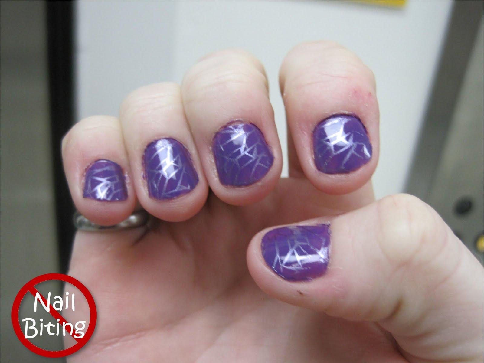 Topic  nail biting  NAILS Magazine