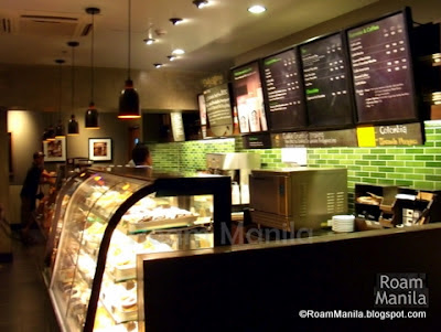 Roam Manila Starbucks One Rockwell Double Upsize Treat