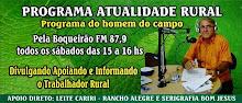Programa Atualidade Rural