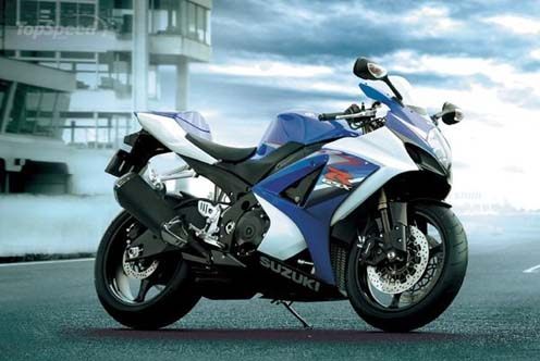 Suzuki GSX-R1000 Review and Specifications