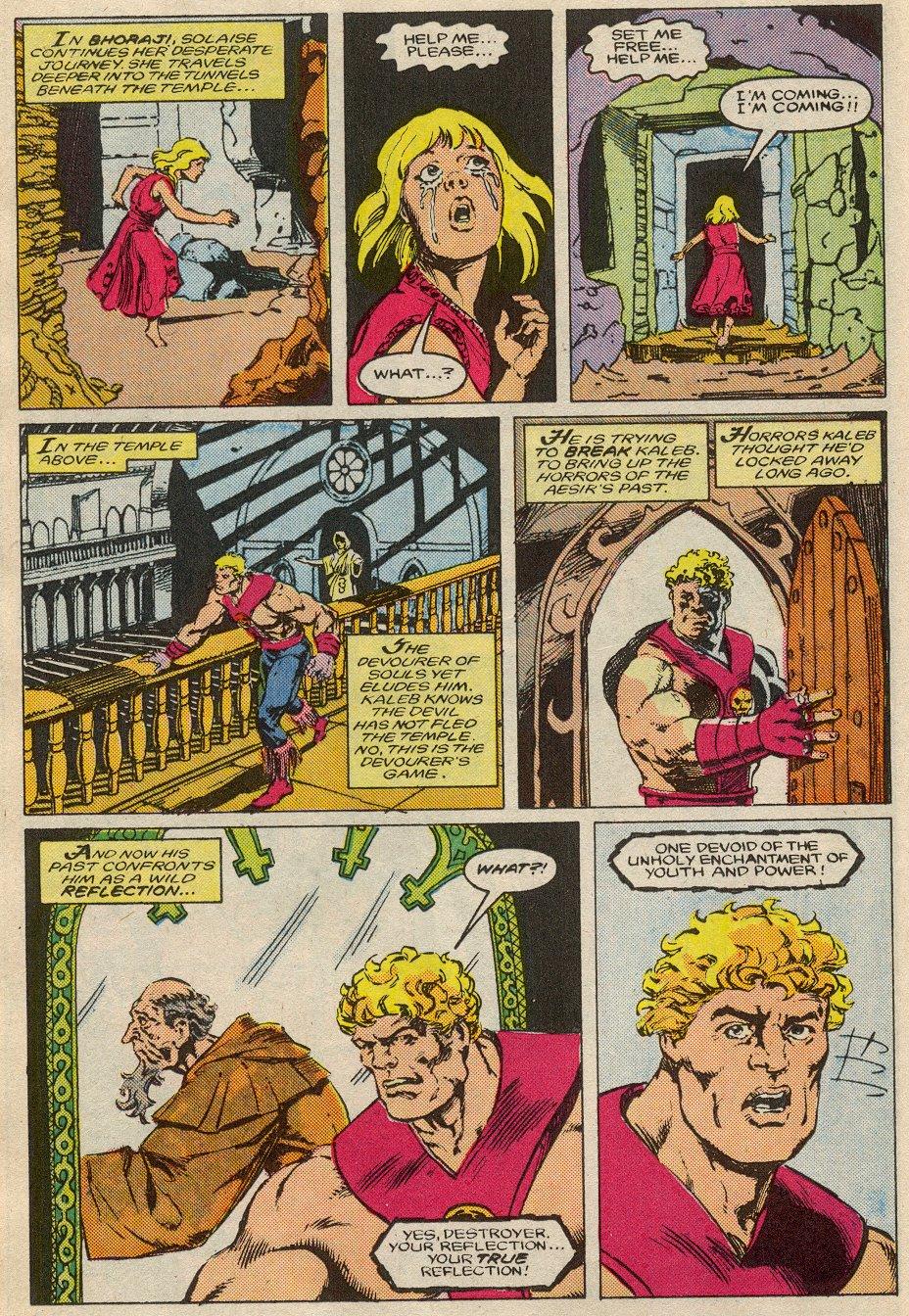 Conan the Barbarian (1970) Issue #194 #206 - English 11