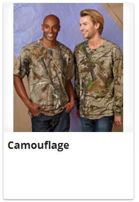 Custom Camouflage