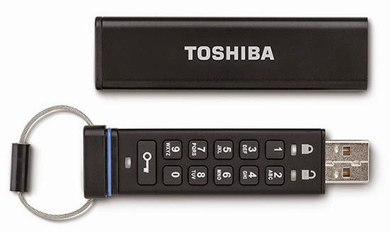 توشيبا تكشف عن ابتكارها الجديد