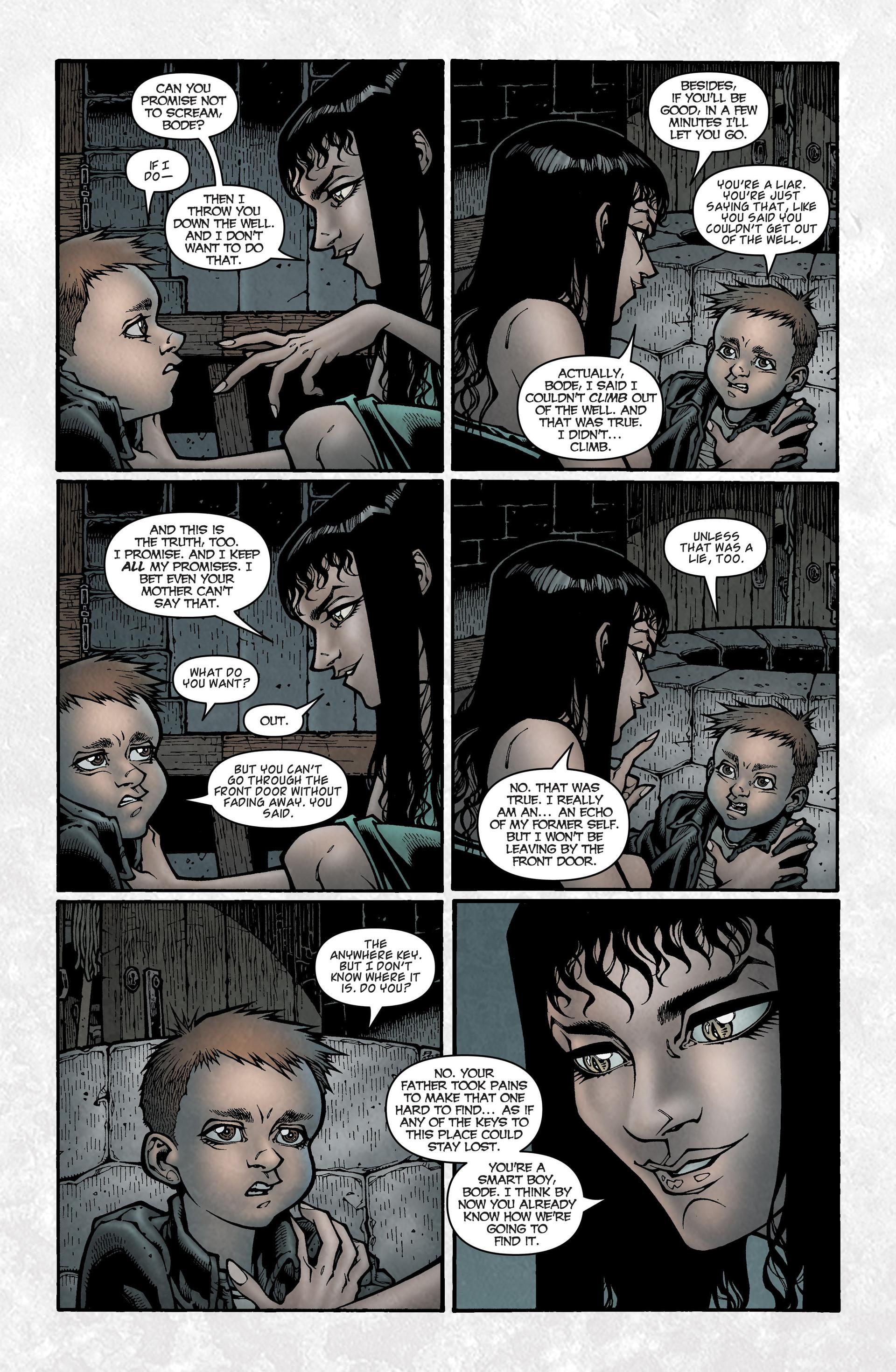 Locke & Key (2008) Issue #5 #5 - English 14