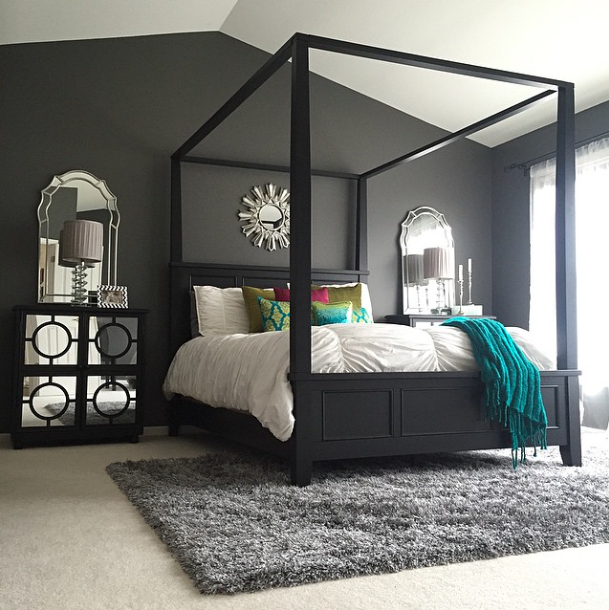 15 Beautifully Decorated Real Life Bedrooms - Haneen's Haven