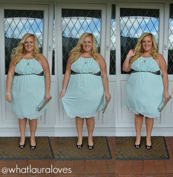 Whatlaurawore Yours Clothing Mint Dress And Giveaway What Laura Loves