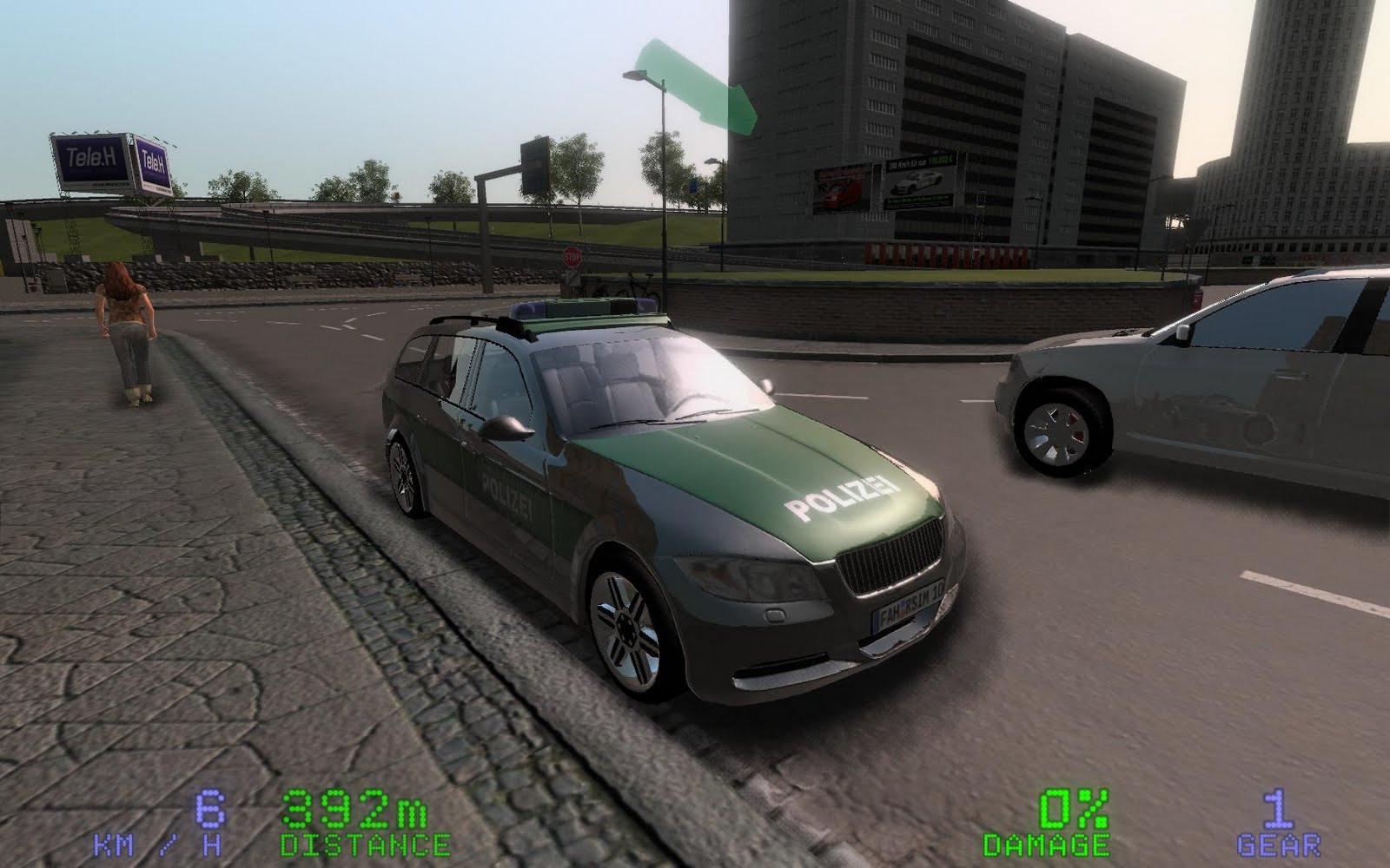 Dream Games: Driving Simulator 2011