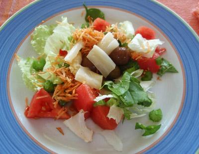 Ensaladas f ciles y saludables para cualquier poca del a o for Platos caseros faciles