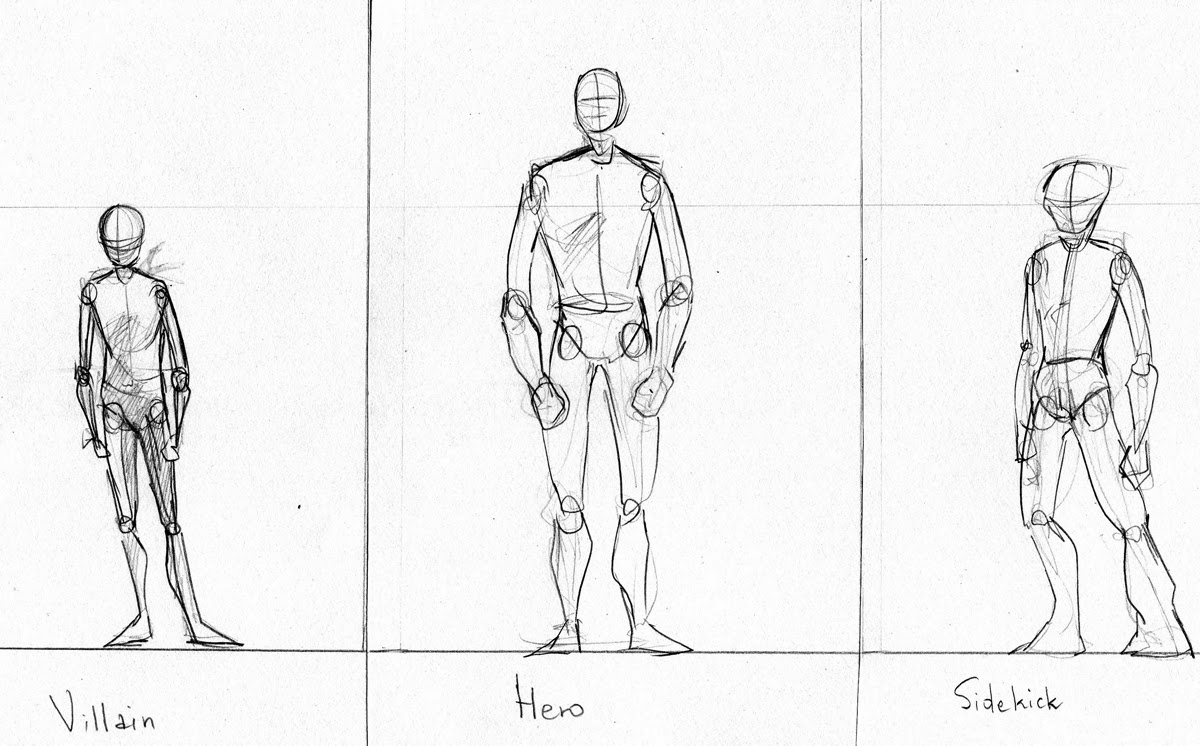 Character Design Body : Samantha niemczyk character design body shapes