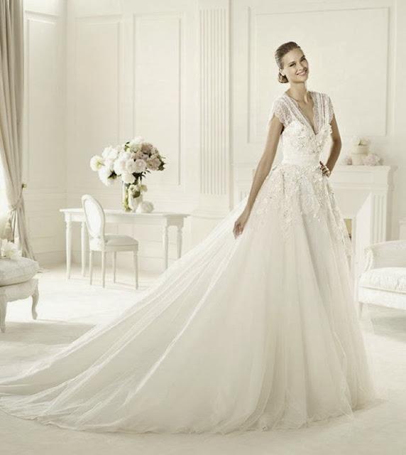Turkish fashion 2014 wedding dresses for brides 2014 for Turkish wedding dresses online