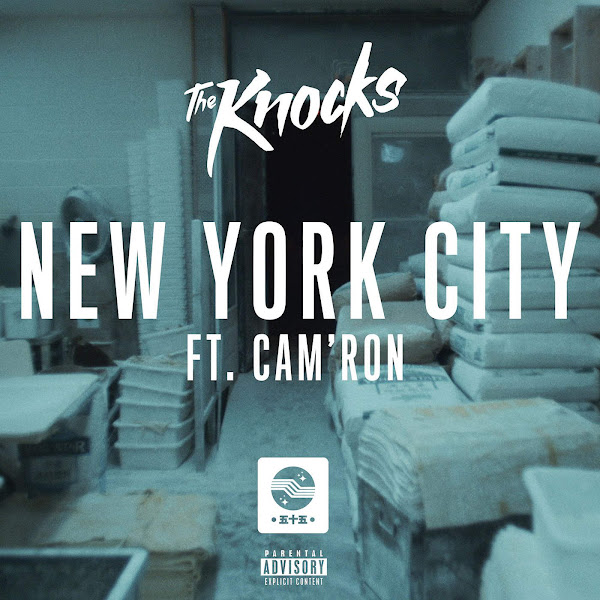 The Knocks - New York City (feat. Cam'ron) - Single Cover