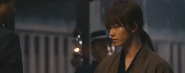 rurouni kenshin live action 2012 movie trailer impressions samurai x live action film trailer review cmaquest Takeru Satoh ashimura kenshin