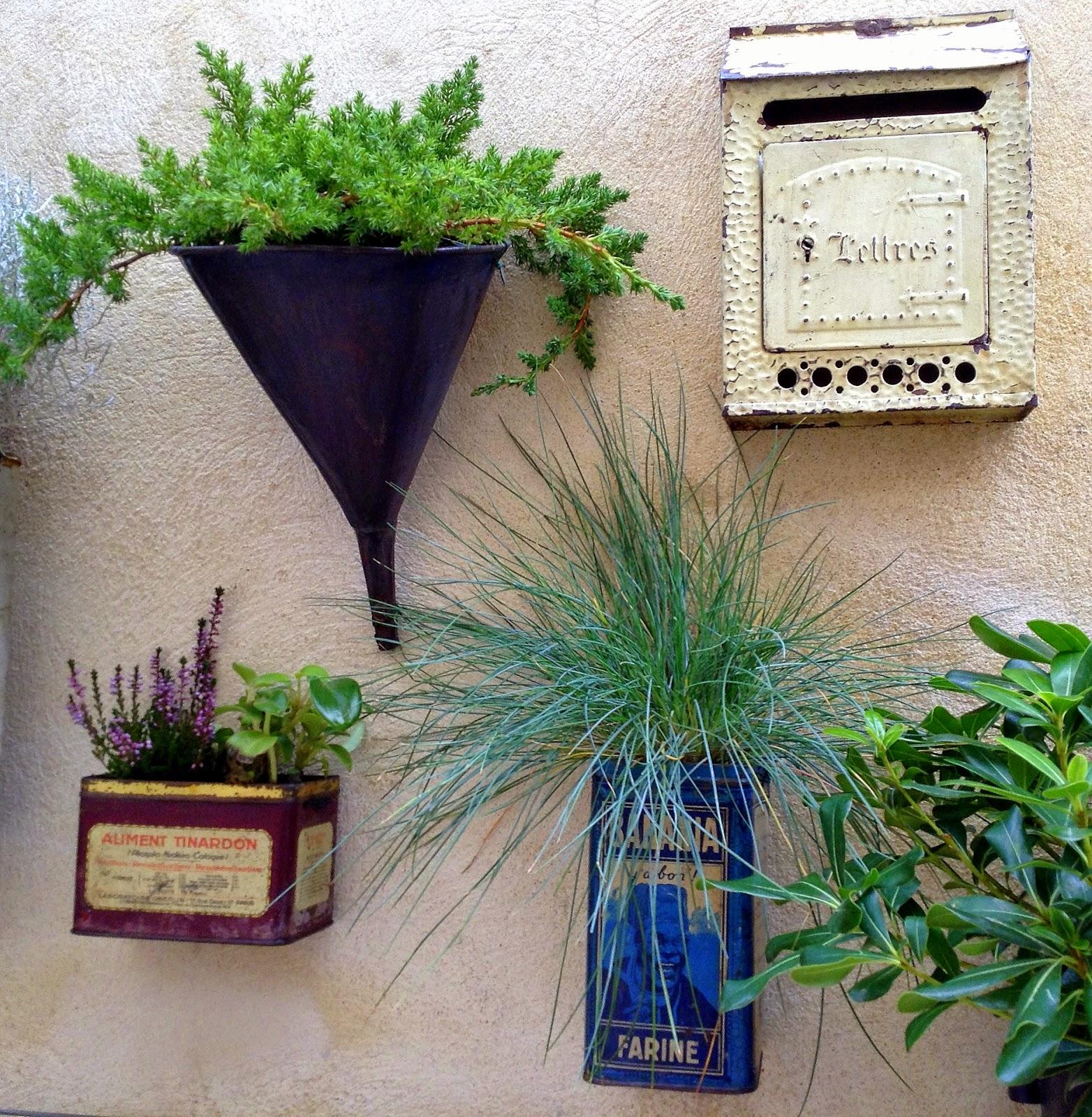 Ambiances et gourmandises de mj petit jardin suspendu for Agrementer un jardin