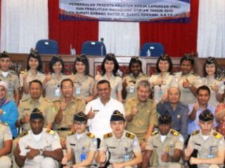 Mahasiswa STIP AN Jakarta Gelar PKL di Subang
