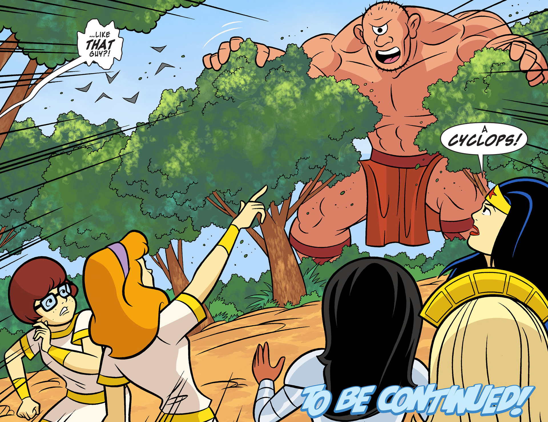 Read online Scooby-Doo! Team-Up comic -  Issue #9 - 22