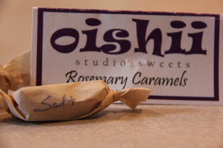 What You're Missing Wednesday - Oishii Studio Sweets