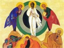 Icono. Transfiguración del Señor