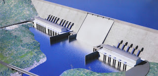 Ethiopia Dam on Nile River