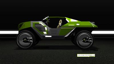 super buggy dune