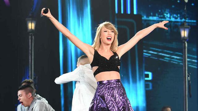 """Taylor Swift estrenará """"1989 World Tour Live"""" en colaboración con Apple Music."""