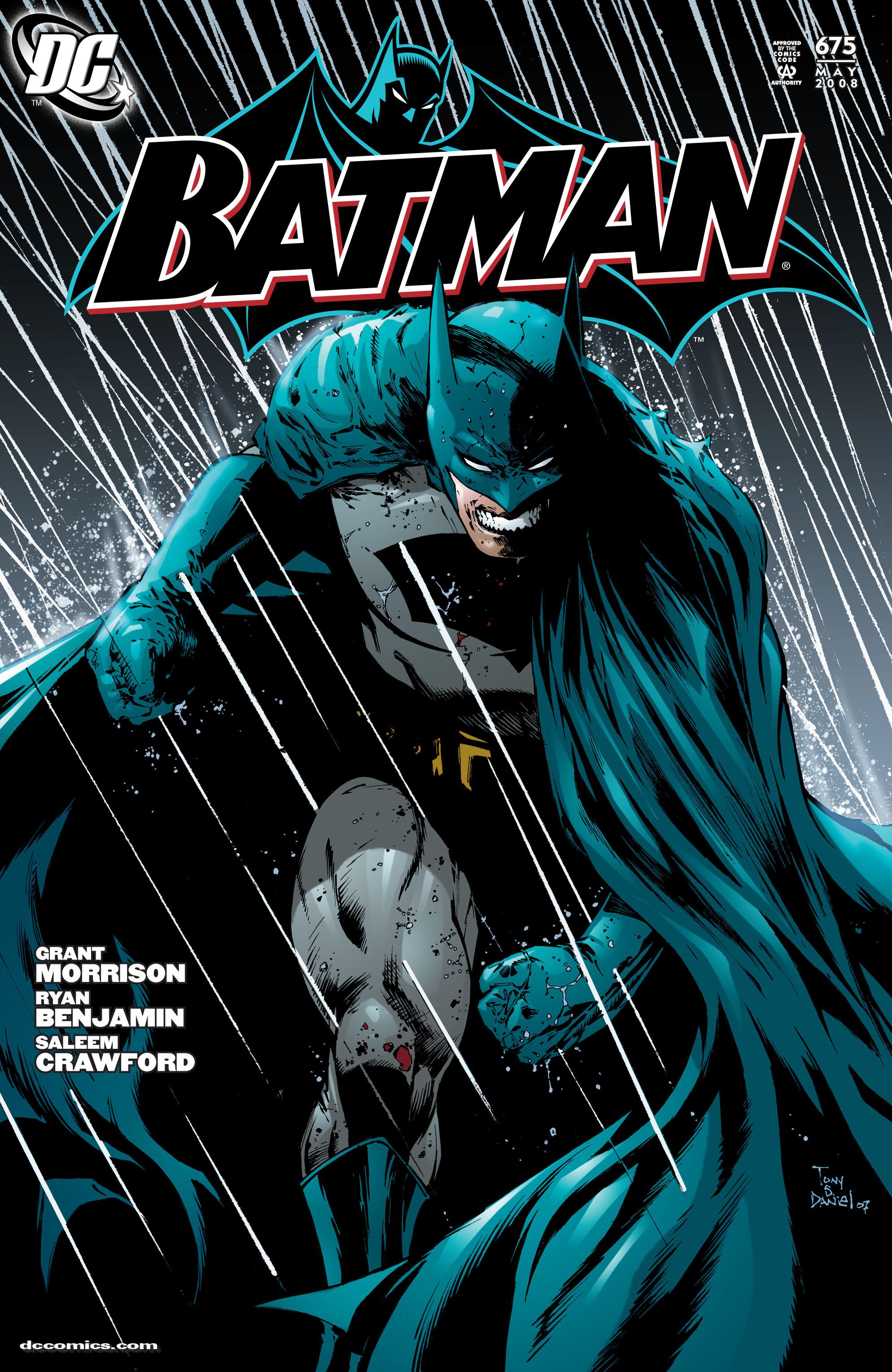 Batman (1940) 675 Page 1