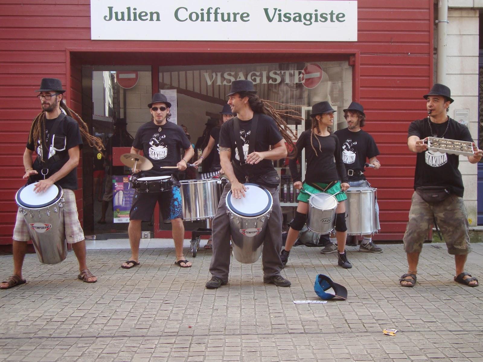samba batucada madrid